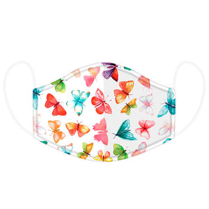 Mascarilla reusable Butterfly House L