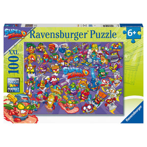 Puzzle Super Zings XL 100pz