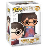 Figura POP Harry Potter Harry with Invisibility Cloak
