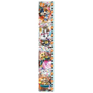 Puzzle Measure Me Cats 44 30pzs