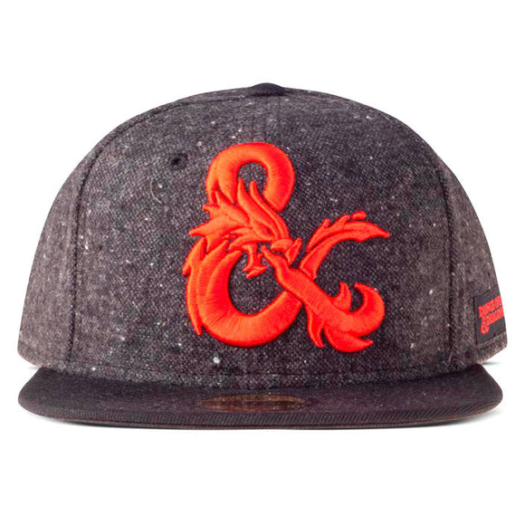 Gorra Ampersand Dungeons & Dragons