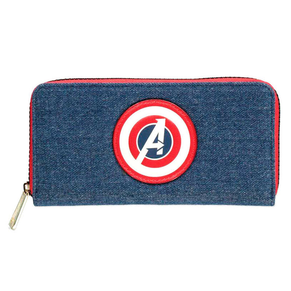 Cartera Avengers Marvel