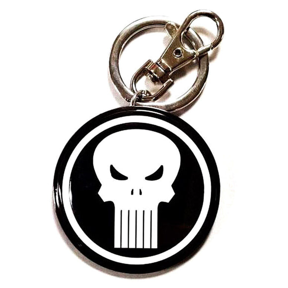 Llavero metal Punisher Marvel