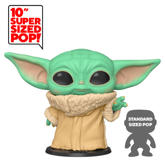 Figura POP Star Wars Mandalorian Yoda The Child 25cm
