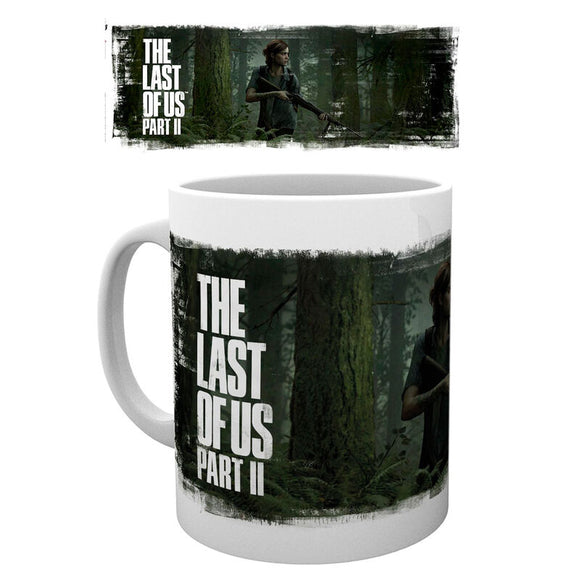 Taza Key Art The Last Of Us 2