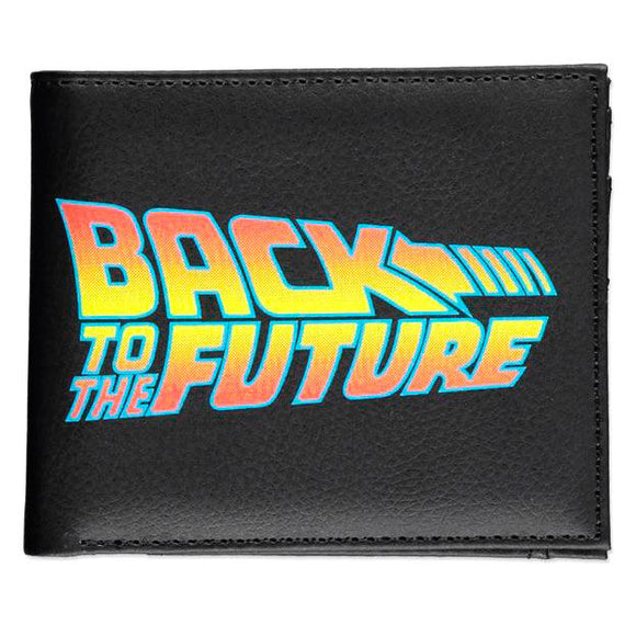 Cartera Back To The Future Universal