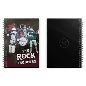 Cuaderno A5 Rock Troopers Original Stormtrooper