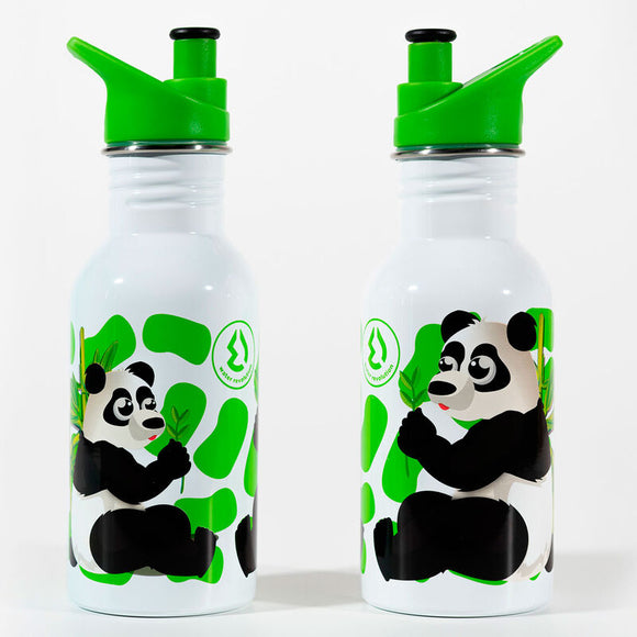 Botella Panda Water Revolution 500ml