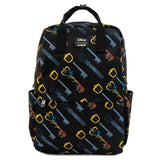 Mochila Keys Kingdom Hearts Disney Loungefly 44cm