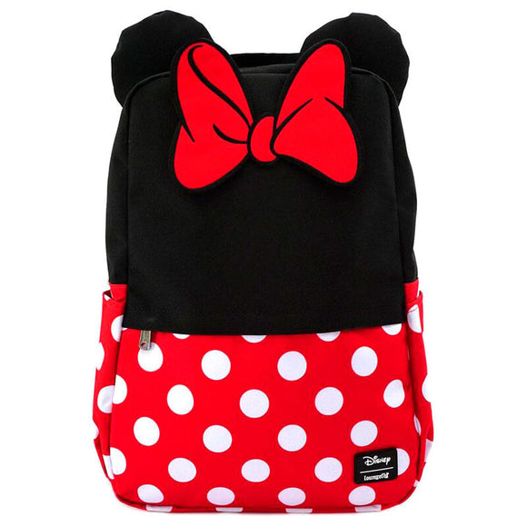 Mochila Minnie Disney Loungefly 44cm