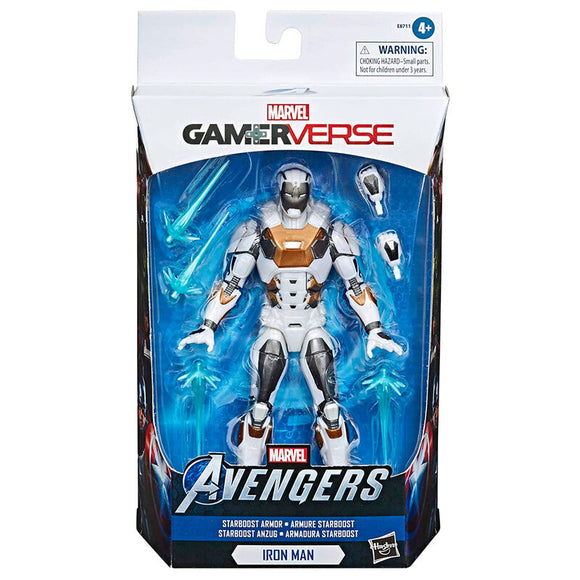 Figura Legends Gameverse Iron Man Vengadores Avengers Marvel Exclusive 15cm