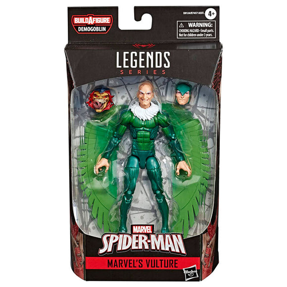 Figura Marvel Vulture Spiderman Marvel 15cm