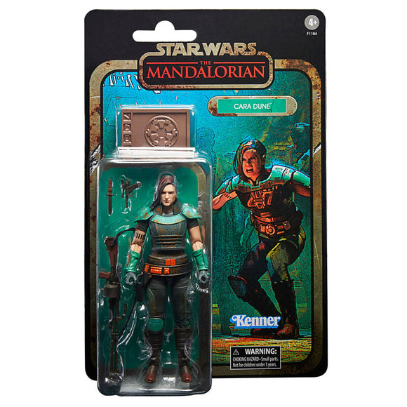Figura Cara Dune The Mandalorian Star Wars 19cm