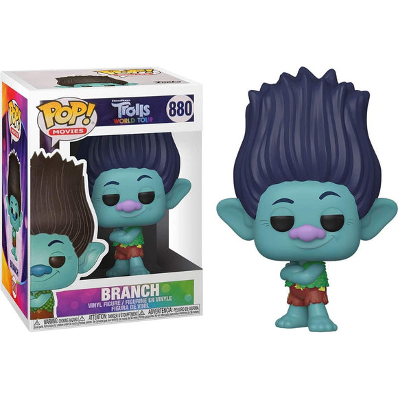 Figura POP Trolls World Tour Branch