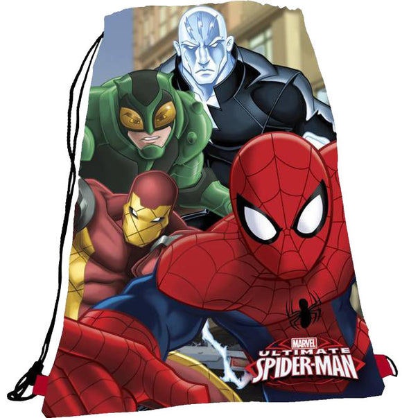 Saco Spiderman Marvel Villains