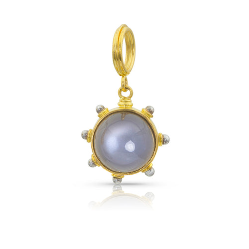 Grey Moonstone Mine Charm <br><b>SOLD OUT</b>