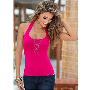 Women  Tank Top Causal T Shirt Women