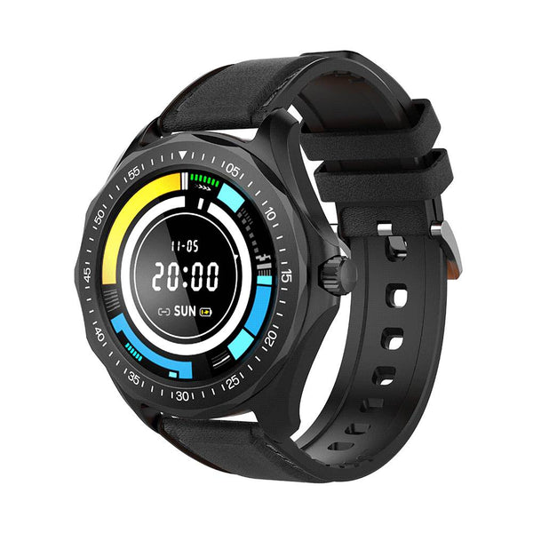 Smart watch to monitor heart rate, blood pressure and fitness track