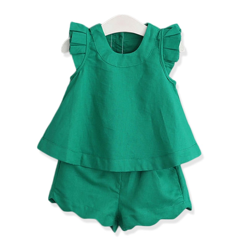 Infant girls' clothes 2-7 years old