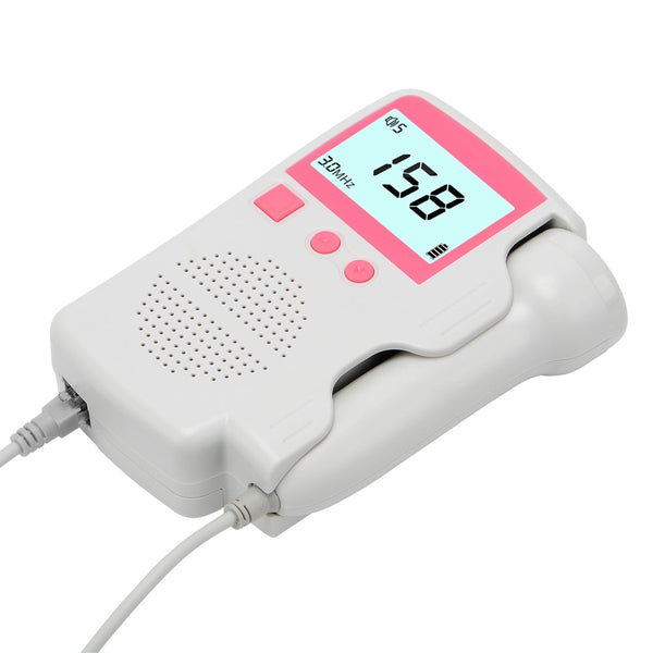 Fetal heart rate detection and monitor