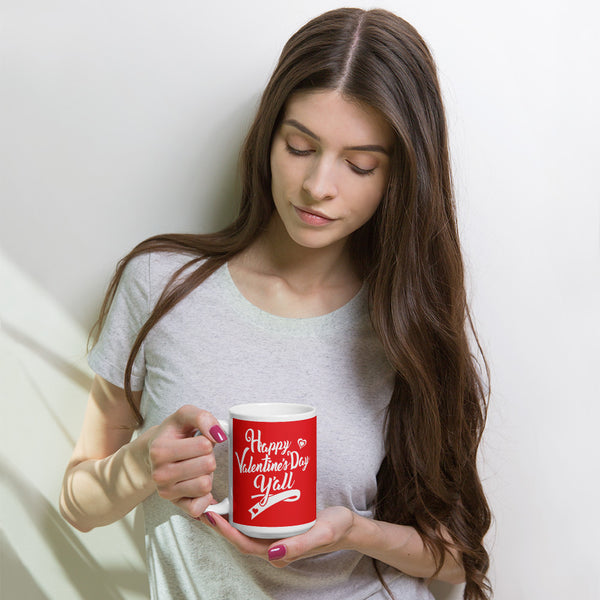 Mug In Valentine's Day