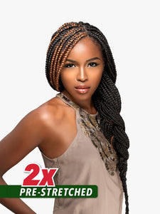 2X X-PRESSION PRE-STRETCHED BRAID 48″ - Klass Act Beauty