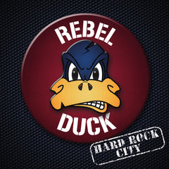 Rebel Duck - Hard Rock City