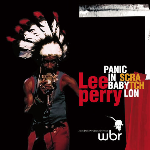 Lee Scratch Perry & The WhiteBellyRats - Panic in Babylon