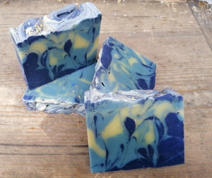 *NEW* BLUE MESS SOAP