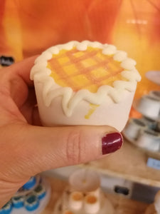 APPLE PIE BATH BOMB