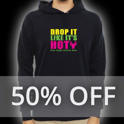 Drop it Like It's Hot Hoodie