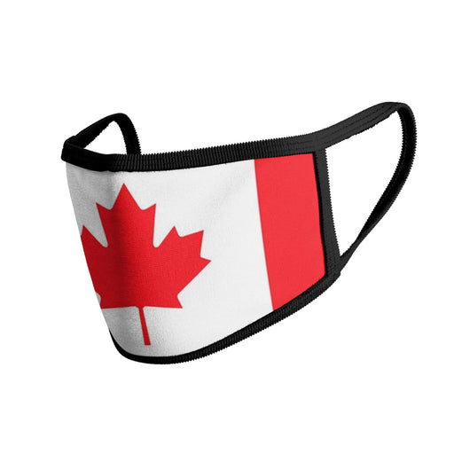 Canada Flag Reusable Face Mask