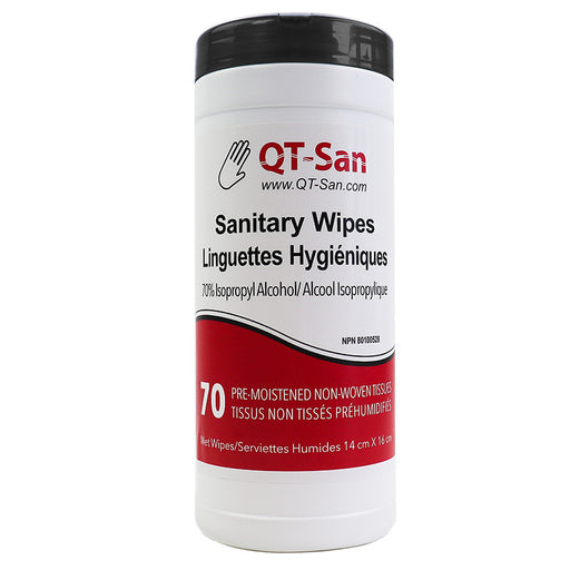 Sanitary Wipes - Disinfectant Wipes
