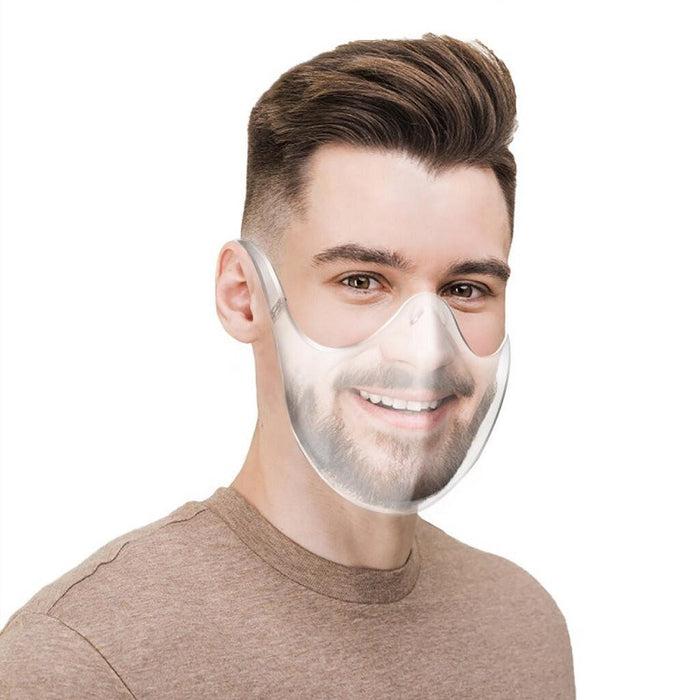 ClearShield Face Protection