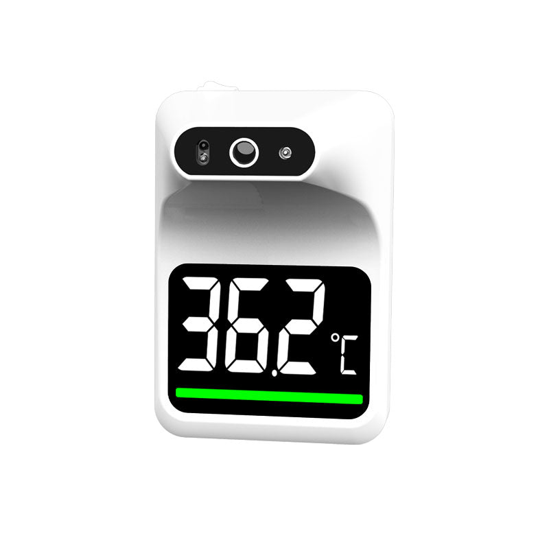 Automatic Infrared Wall-Mounted Thermometer