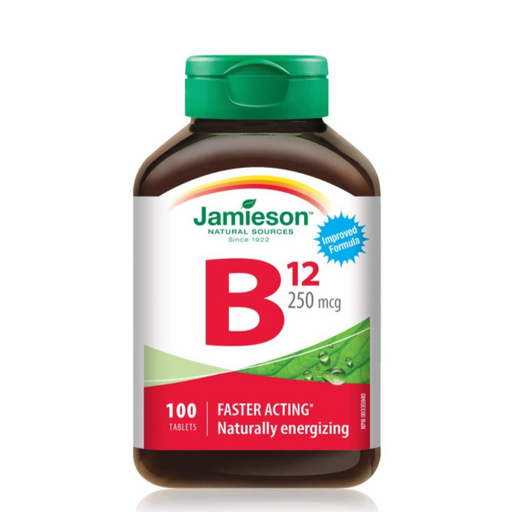 Jamieson Vitamin B12 Tablets