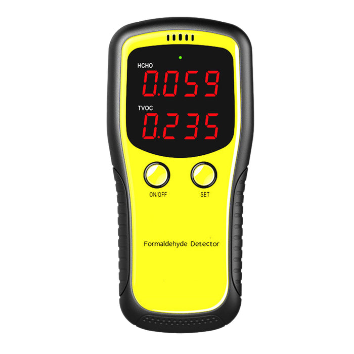 Portable Digital Formaldehyde Detector