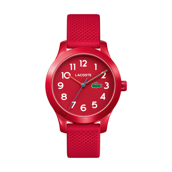 Montre Lacoste 12.12 Kids Rouge