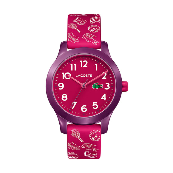 Montre Lacoste 12.12 Kids Rose