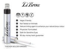 Load image into Gallery viewer, LIBROW EYEBROW SERUM