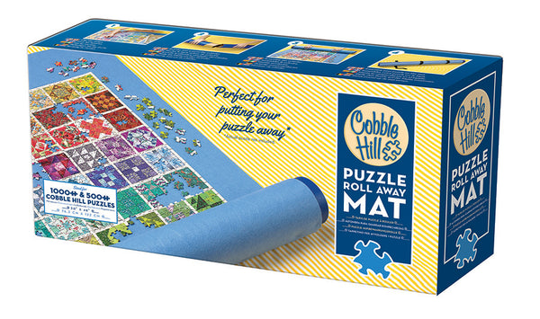 COBBLE HILL - PUZZLE ROLL AWAY MAT