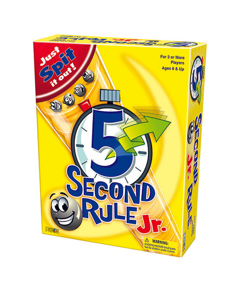 5 SECOND RULE - JUNIOR