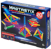 MAGTASTIX - 20 PIECE BALLS AND RODS SET