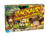DINOSAUR SNAKES AND LADDERS