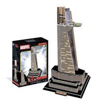 MARVEL 3D PUZZLE - STARK TOWERS