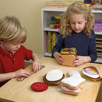MELISSIA & DOUG - FELT FOODS SANDWICH SET