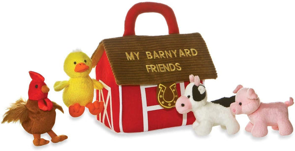 MY BARNYARD BUDDIES - SOUNDS ON THE FARM