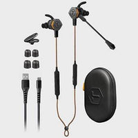 TOUGH-TESTED TRANSFORMER X NOISE CANCELLING BLUETOOTH EARBUDS WITH BOOM MIC