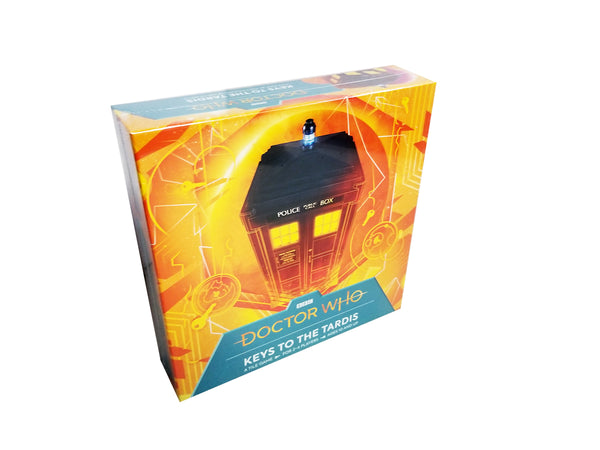 DOCTOR WHO - KEYS TO TARDIS BOARD GAME