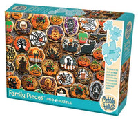 COBBLE HILL PUZZLE - HALLOWEEN COOKIES